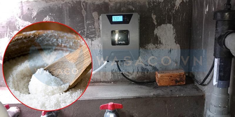 Đặc điểm bộ điện phân muối clo KLX