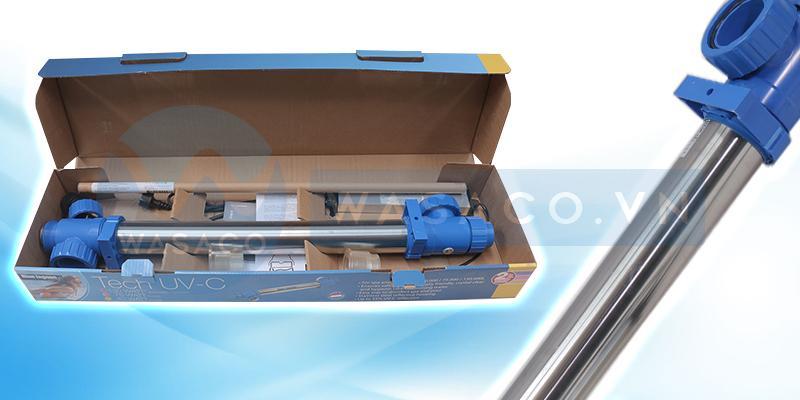 Đặc điểm đèn UV Blue Lagoon VGE