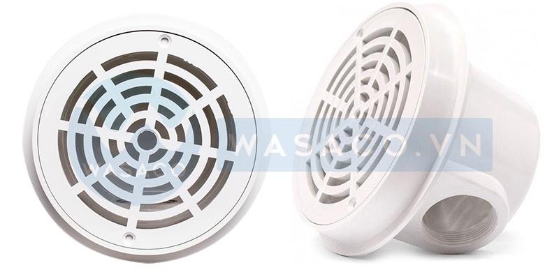 Đặc điểm hộp thu đáy nắp tròn