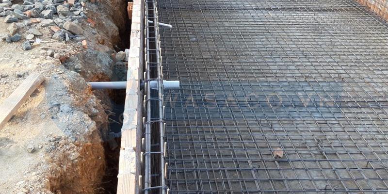 đặc điểm sản phẩm ống xuyên tường