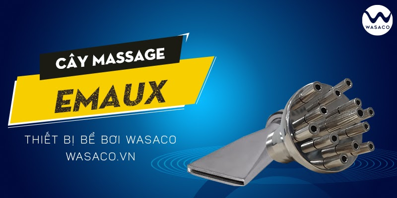 Hình ảnh cây massage Emaux