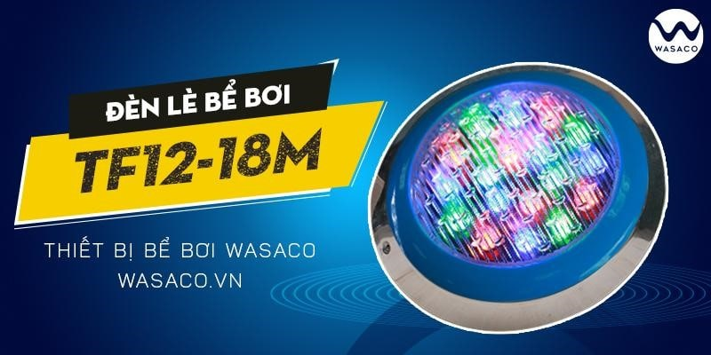 Hình ảnh đèn led đổi màu TF12-18M