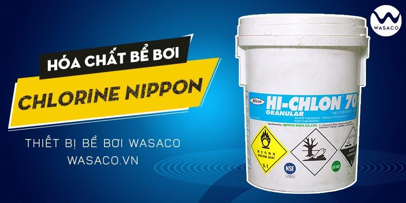 Hình ảnh hóa chất Chlorine Nippon 70%