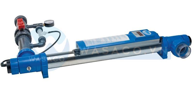 Đèn UV Copper ionizer C 75w