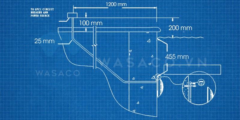 Lắp đặt Đèn led UL - S100S