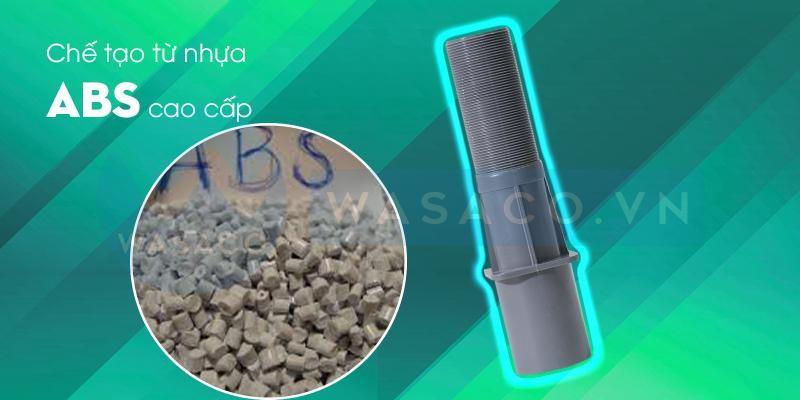 Ống xuyên thành bể Tafuma TB-2829 làm từ nhựa ABS