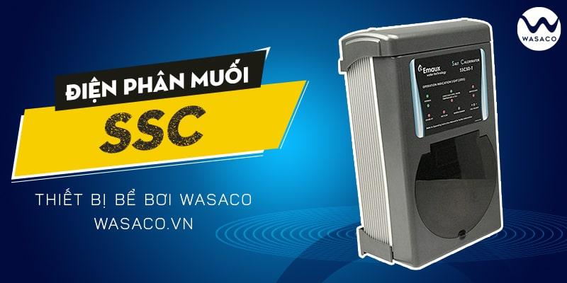 Sản phẩm bộ điện phân muối Emaux SSC