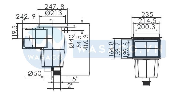 Thông số kỹ thuật EM0130-SC