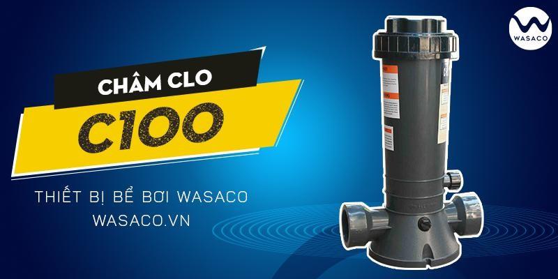 Thông tin sản phẩm Châm clo bán tự động C100