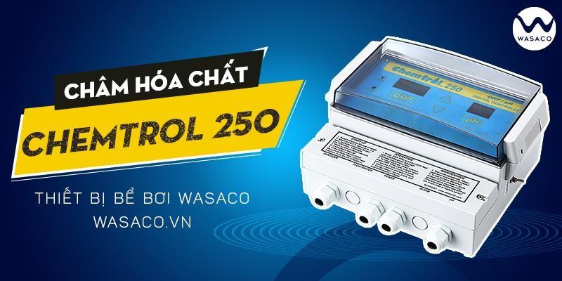 Thông tin sản phẩm Châm Hóa Chất Tự Động Chemtrol 250 ORP/pH