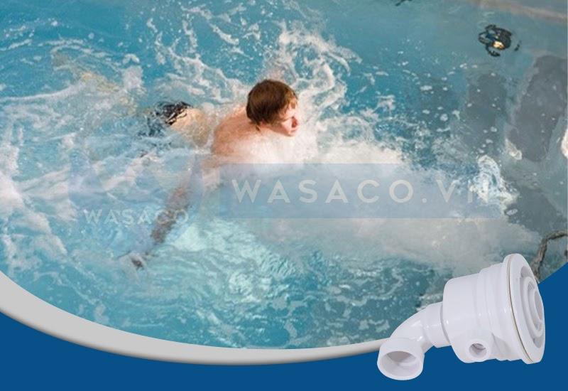 Ứng dụng Đầu bơi ngược dòng Model 1450T