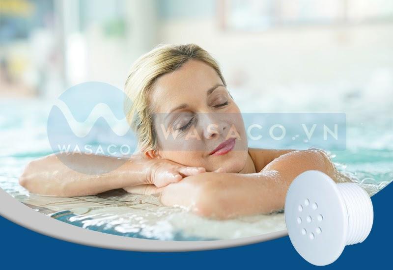 Ứng dụng đầu Jet Massage EM2211 trong thực tế