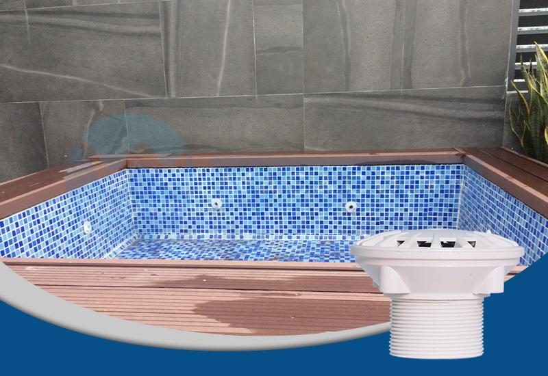 Ứng dụng đầu trả nước hồ bơi Kripsol BIF
