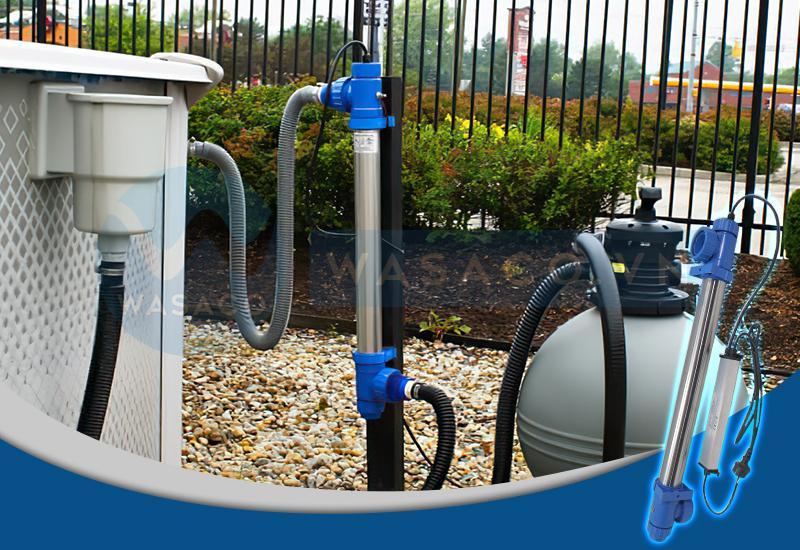 Ứng dụng đèn led UV Blue Lagoon VGE